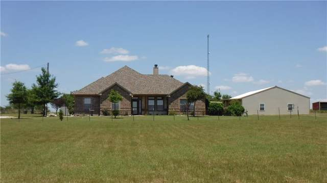 150 Hawk Ridge Road, Decatur, TX 76234 (MLS #14137300) :: RE/MAX Town & Country