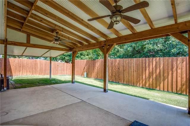 1050 Springwood Drive, Saginaw, TX 76179 (MLS #14137306) :: Lynn Wilson with Keller Williams DFW/Southlake