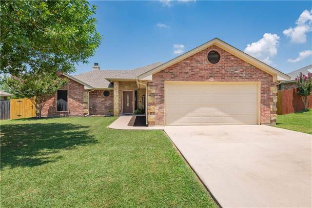 506 Sweetwater Drive, Weatherford, TX 76085 (MLS #14137310) :: Lynn Wilson with Keller Williams DFW/Southlake