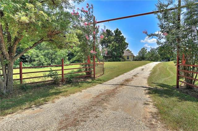 4438 Gage Road, Sherman, TX 75092 (MLS #14137313) :: The Heyl Group at Keller Williams