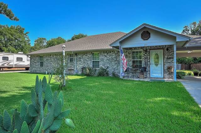 813 E 12th Street, Bonham, TX 75418 (MLS #14137316) :: Baldree Home Team