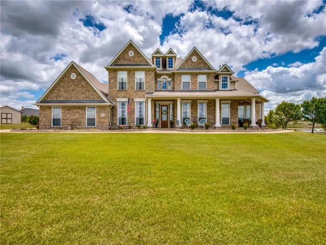 3497 N Preston Lakes Drive, Celina, TX 75009 (MLS #14137345) :: RE/MAX Town & Country