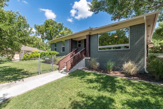 11004 Lippitt Avenue, Dallas, TX 75218 (MLS #14137353) :: Robbins Real Estate Group