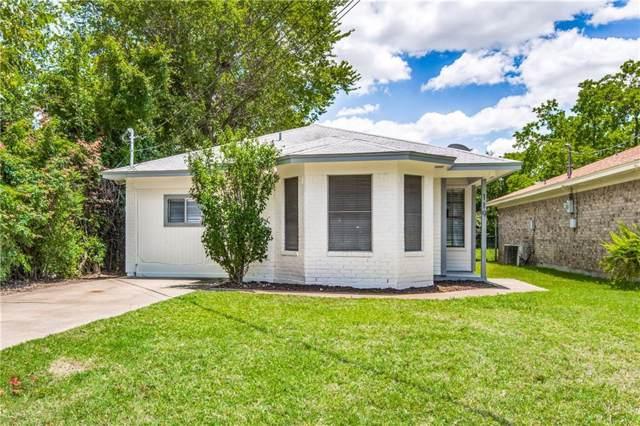 119 W Lemon Street, Saginaw, TX 76179 (MLS #14137354) :: Lynn Wilson with Keller Williams DFW/Southlake