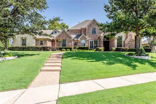 4500 Saint Clair Court, Flower Mound, TX 75022 (MLS #14137358) :: Lynn Wilson with Keller Williams DFW/Southlake