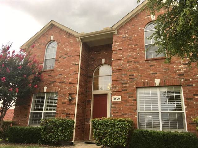 3609 Estacado Lane, Plano, TX 75025 (MLS #14137366) :: Kimberly Davis & Associates
