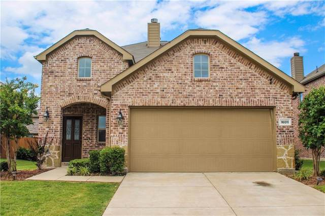 16011 Crosslake Court, Prosper, TX 75078 (MLS #14137379) :: Kimberly Davis & Associates