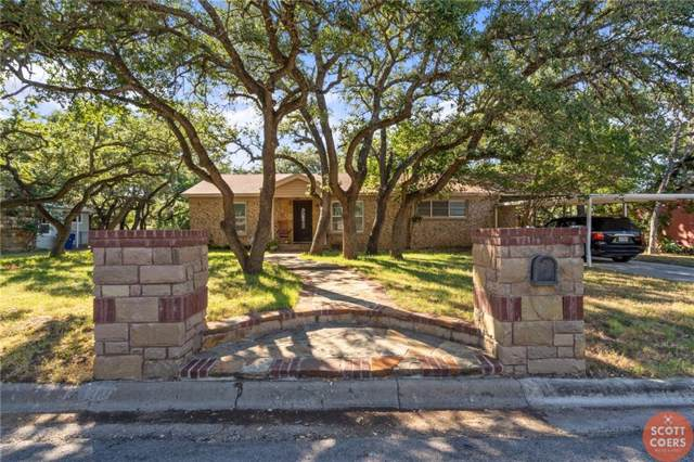 1409 Oakland Drive, Brownwood, TX 76801 (MLS #14137461) :: RE/MAX Town & Country
