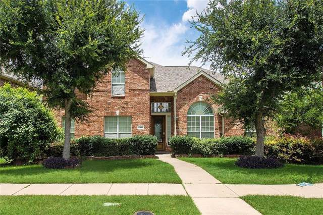 4441 White Rock Lane, Plano, TX 75024 (MLS #14137467) :: Kimberly Davis & Associates