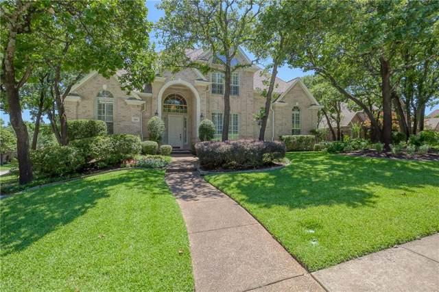 2801 Carrick Court, Southlake, TX 76092 (MLS #14137468) :: Team Tiller