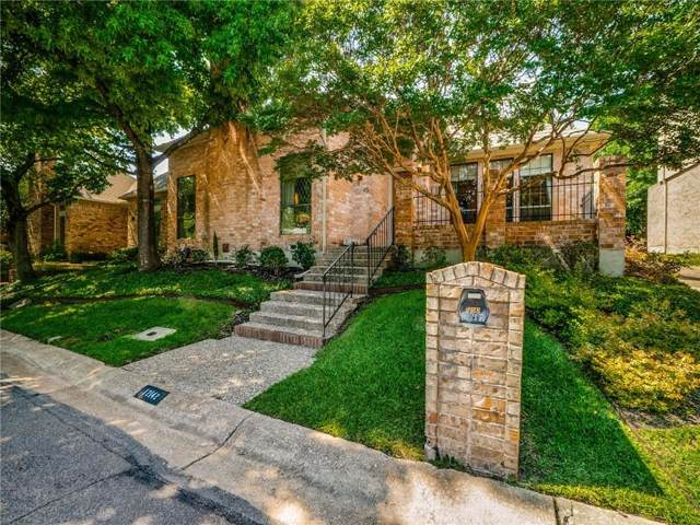 12142 Elysian Court, Dallas, TX 75230 (MLS #14137471) :: Century 21 Judge Fite Company