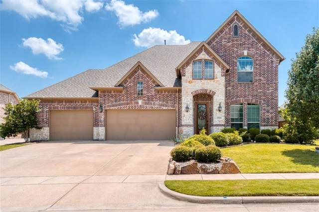 2906 Patton Drive, Melissa, TX 75454 (MLS #14137484) :: RE/MAX Town & Country