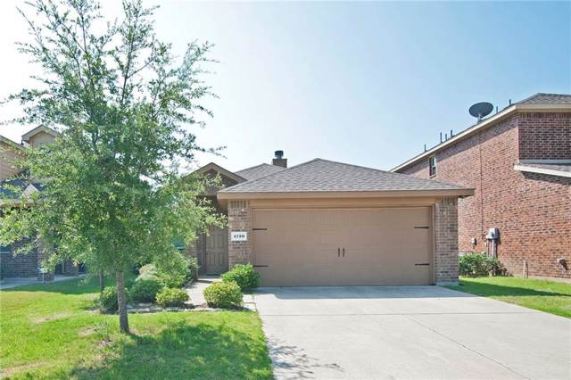 1720 River Oak Lane, Royse City, TX 75189 (MLS #14137490) :: RE/MAX Town & Country