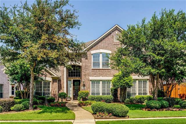 6609 Terrace Mill Lane, Plano, TX 75024 (MLS #14137498) :: RE/MAX Town & Country
