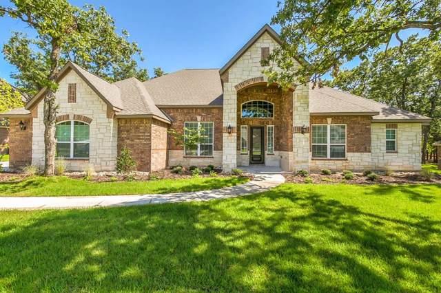 138 Dogwood Drive, Krugerville, TX 76227 (MLS #14137501) :: Kimberly Davis & Associates