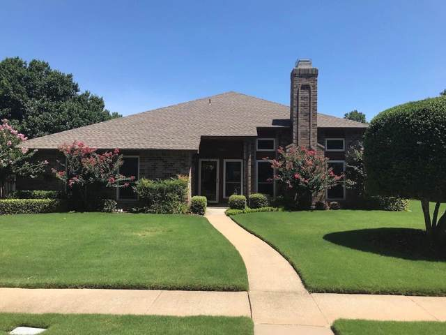 1501 Kesser Drive, Plano, TX 75025 (MLS #14137518) :: RE/MAX Town & Country