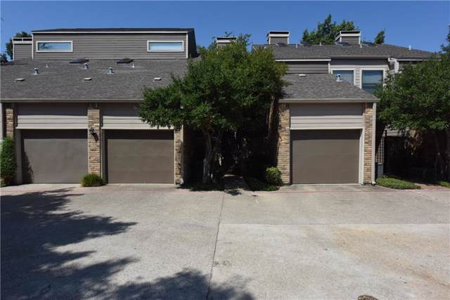 5616 Preston Oaks Road #1606, Dallas, TX 75254 (MLS #14137520) :: The Rhodes Team