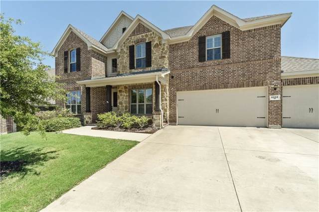 6008 Westgate Drive, Fort Worth, TX 76179 (MLS #14137534) :: Real Estate By Design