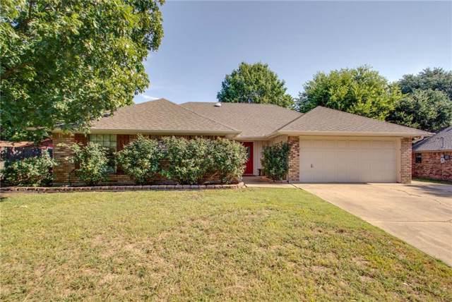 1409 Tobie Layne Street, Benbrook, TX 76126 (MLS #14137536) :: Potts Realty Group