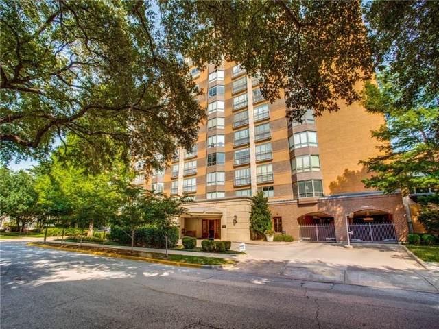 4242 Lomo Alto Drive N31, Highland Park, TX 75219 (MLS #14137539) :: RE/MAX Town & Country
