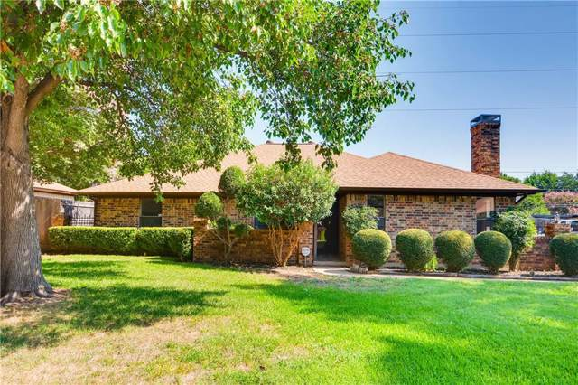 229 Shady Oaks Drive, Burleson, TX 76028 (MLS #14137547) :: Robbins Real Estate Group