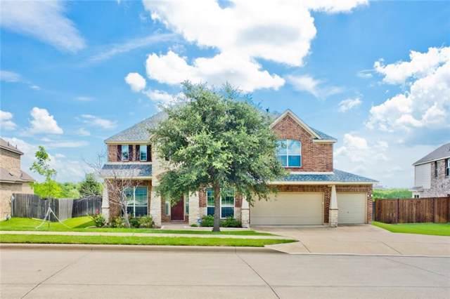 5864 Lamb Creek Drive, Fort Worth, TX 76179 (MLS #14137551) :: Real Estate By Design