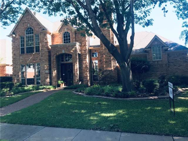5929 Kensington Drive, Plano, TX 75093 (MLS #14137553) :: RE/MAX Town & Country