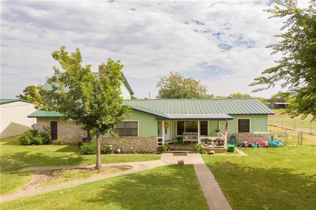 1400 Rock Creek Road, Mineral Wells, TX 76067 (MLS #14137561) :: The Heyl Group at Keller Williams