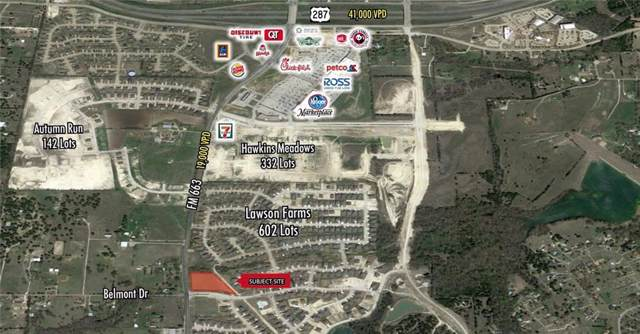 TBD Fm 663, Midlothian, TX 76065 (MLS #14137562) :: RE/MAX Town & Country