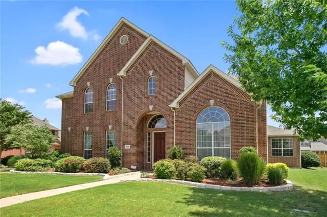 1122 Burnett Court, Garland, TX 75044 (MLS #14137563) :: RE/MAX Town & Country