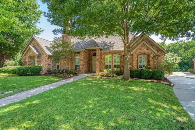 700 Green Meadow Street N, Colleyville, TX 76034 (MLS #14137570) :: Kimberly Davis & Associates