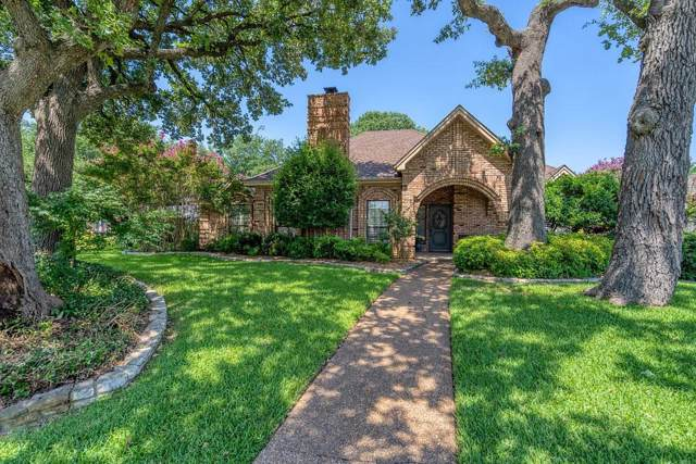 3906 Magnolia Court, Colleyville, TX 76034 (MLS #14137587) :: The Tierny Jordan Network