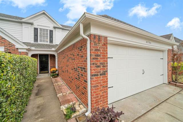 2724 Country Creek Lane, Fort Worth, TX 76123 (MLS #14137601) :: RE/MAX Town & Country