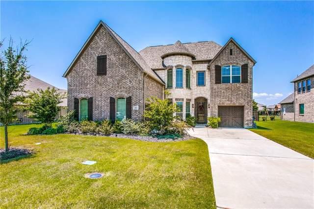 416 Snead Drive, Wylie, TX 75098 (MLS #14137604) :: Lynn Wilson with Keller Williams DFW/Southlake