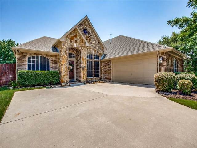 6972 Regatta Drive, Grand Prairie, TX 75054 (MLS #14137617) :: The Tierny Jordan Network