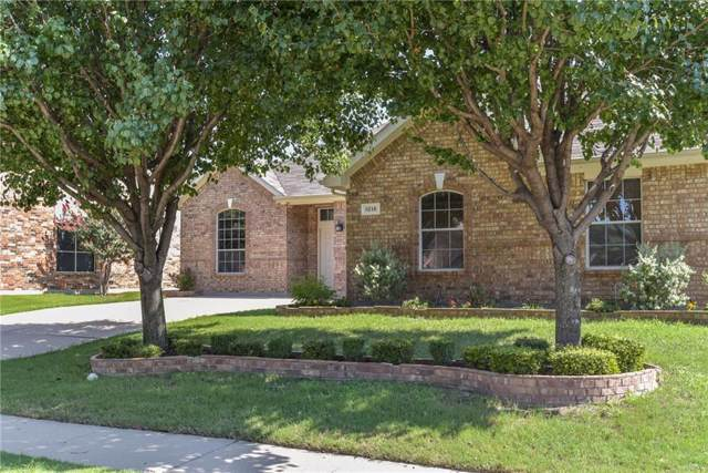 1016 Fleetwood Cove Drive, Grand Prairie, TX 75052 (MLS #14137632) :: RE/MAX Town & Country