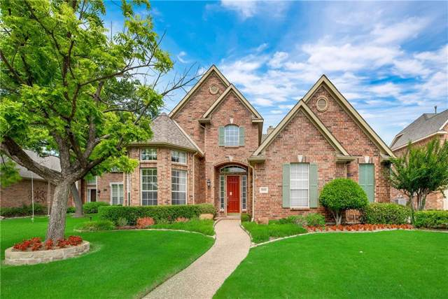 2905 Eastbourne Lane, Flower Mound, TX 75022 (MLS #14137633) :: Lynn Wilson with Keller Williams DFW/Southlake