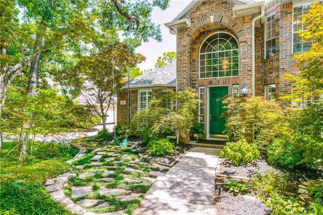 3311 Lookout Drive, Grapevine, TX 76051 (MLS #14137637) :: RE/MAX Town & Country
