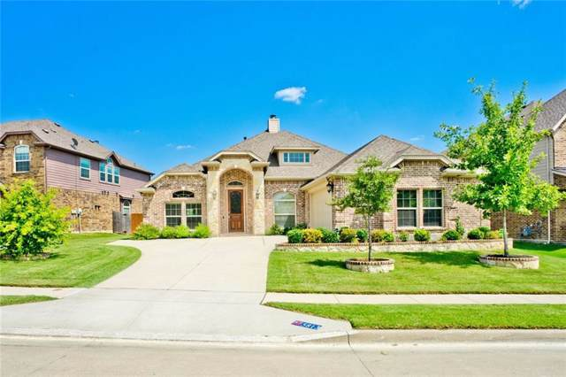 5813 Pine Flat Court, Fort Worth, TX 76179 (MLS #14137646) :: Real Estate By Design
