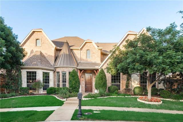 5410 Golden Sunset Court, Frisco, TX 75036 (MLS #14137660) :: RE/MAX Town & Country