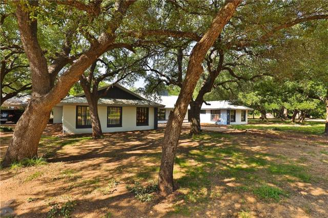 5534 Fm 89, Tuscola, TX 79562 (MLS #14137668) :: Ann Carr Real Estate