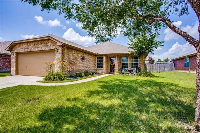3611 Cottonwood Road, Melissa, TX 75454 (MLS #14137669) :: RE/MAX Town & Country
