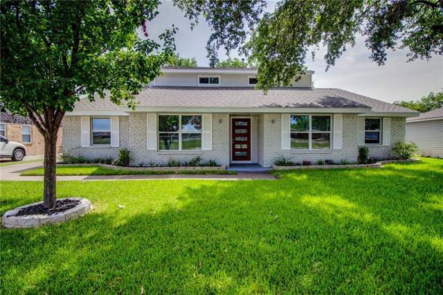 9710 Lynbrook Drive, Dallas, TX 75238 (MLS #14137671) :: The Hornburg Real Estate Group