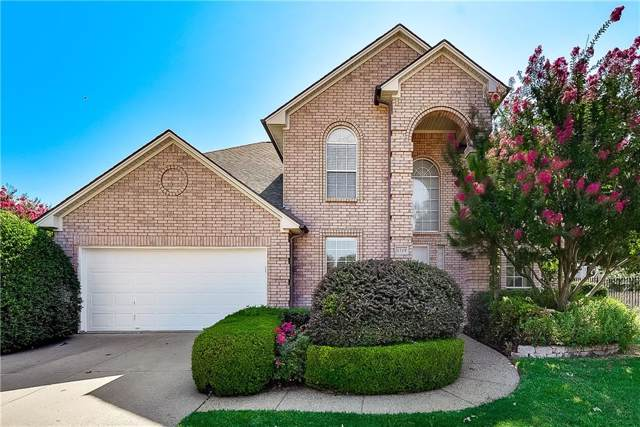 6319 Fox Hunt Drive, Arlington, TX 76001 (MLS #14137672) :: RE/MAX Town & Country