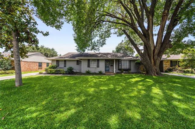 10624 Estate Lane, Dallas, TX 75238 (MLS #14137679) :: NewHomePrograms.com LLC