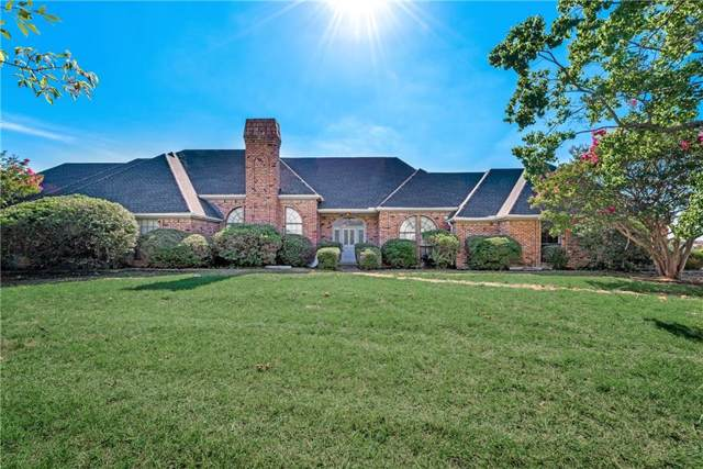 1551 S Duncanville Road, Cedar Hill, TX 75104 (MLS #14137680) :: RE/MAX Town & Country