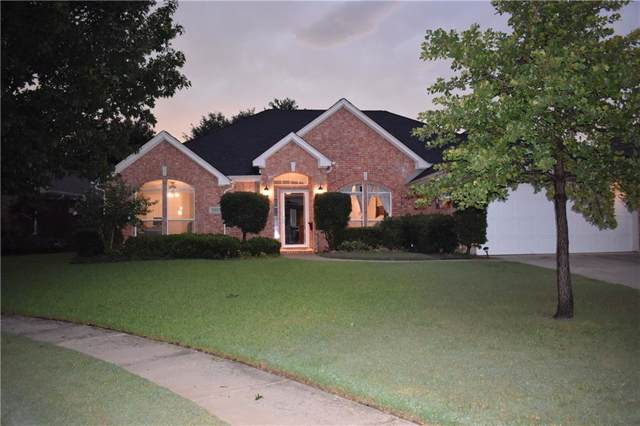 2103 Oakcrest Court, Corinth, TX 76210 (MLS #14137694) :: The Heyl Group at Keller Williams