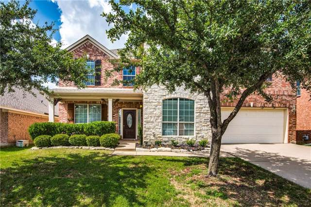 9837 Crawford Farms Drive, Fort Worth, TX 76244 (MLS #14137696) :: RE/MAX Town & Country