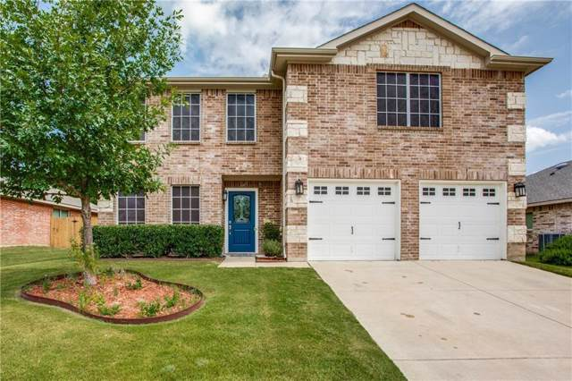 532 Griffith Drive, Saginaw, TX 76179 (MLS #14137701) :: Lynn Wilson with Keller Williams DFW/Southlake