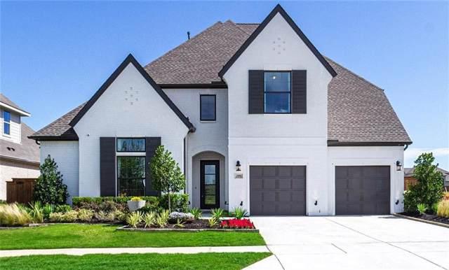 7450 Zachery Drive, Frisco, TX 75033 (MLS #14137709) :: The Star Team | JP & Associates Realtors